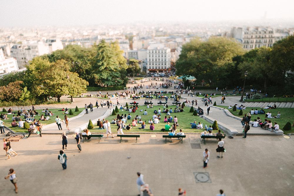 Paris is Love