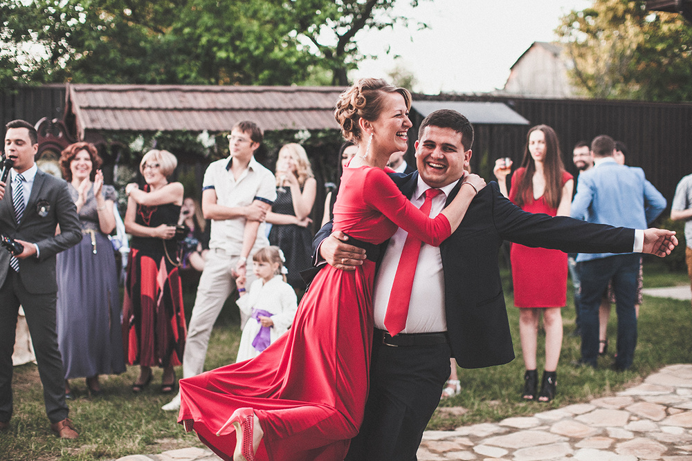 Anastasia & Alexey