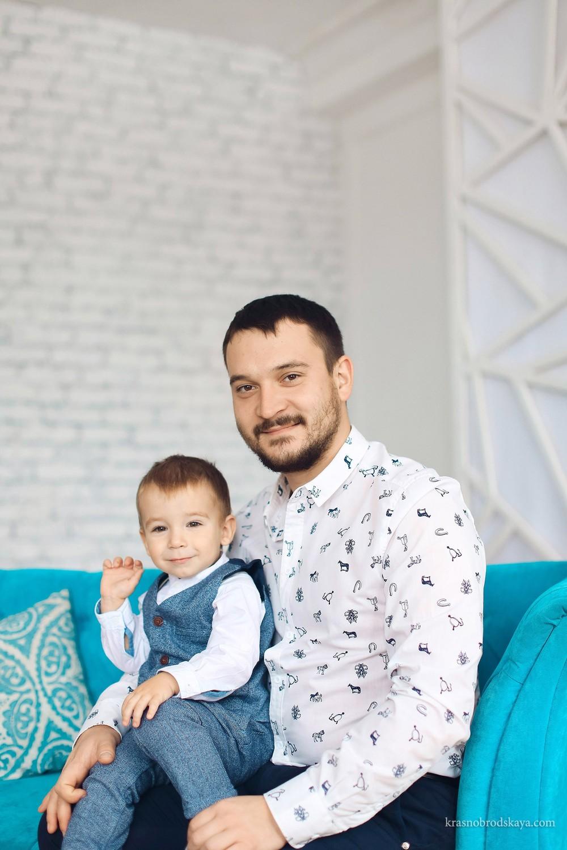 В ОЖИДАНИИ - В ожидании второго сына