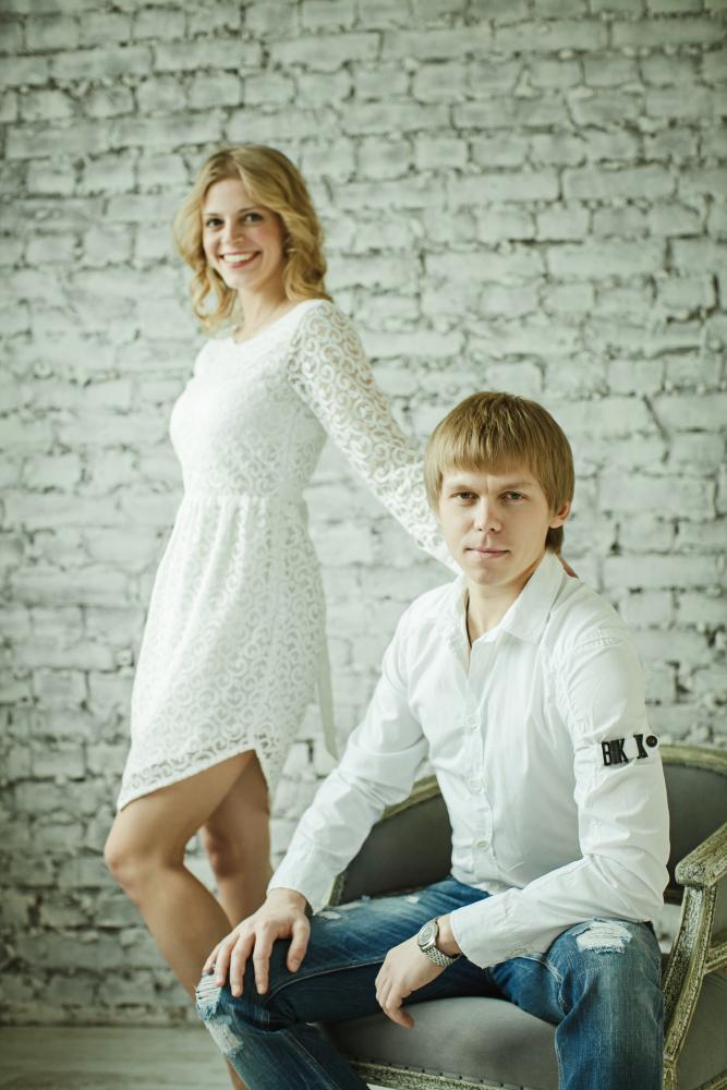 Love story - Love Story Dasha & Anton - Фотосессия в Екатеринбурге влюбленной пары Даша и Антон от фотографов Краснобродских