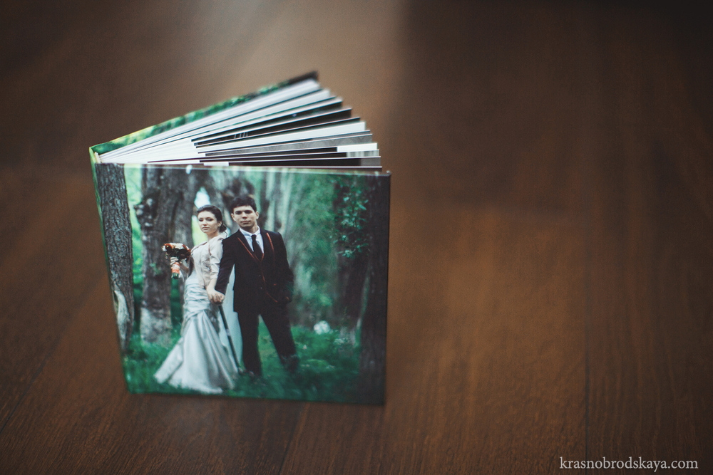 ПОРТФОЛИО - Photobooks - Краснобродские занимаются печатью фотокниг различных форматов и размеров