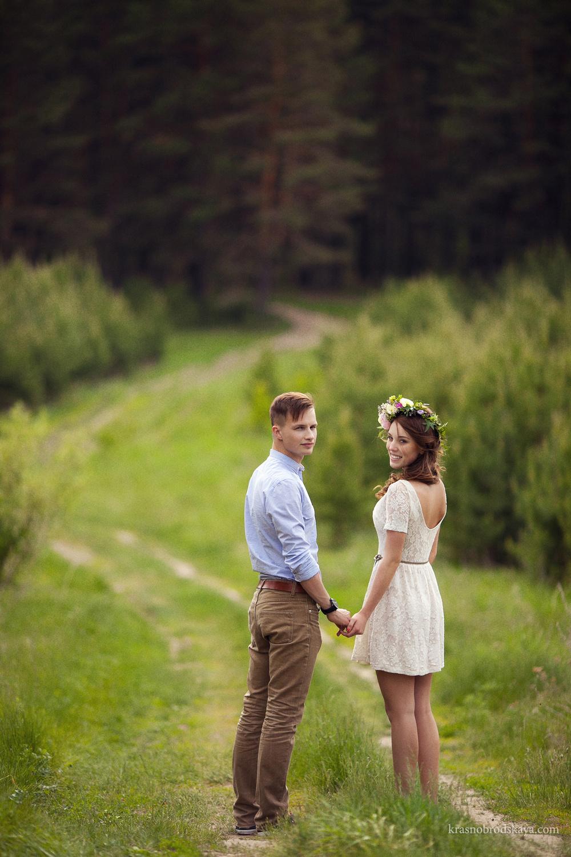 Love story - Love story Aleksandra & Pavel