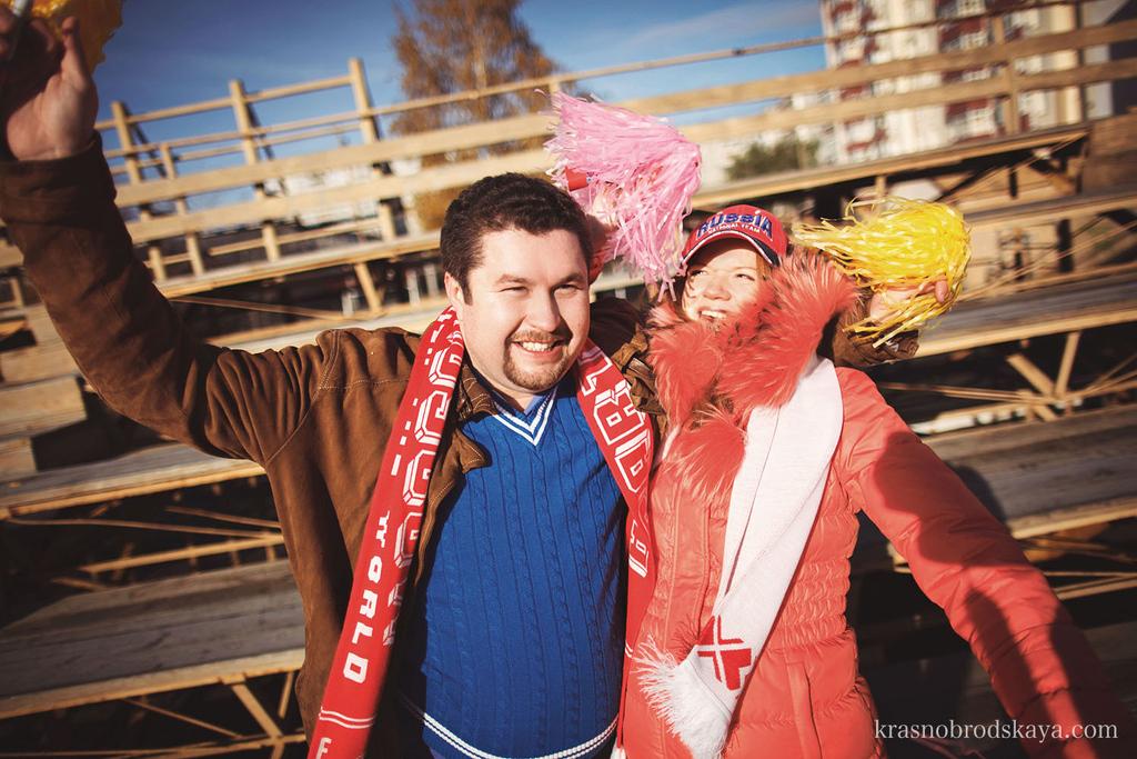 В ОЖИДАНИИ - Lena & Kolya - Семейная фотосессия от Краснобродских пары Лена и Коля в ожидании сыночка