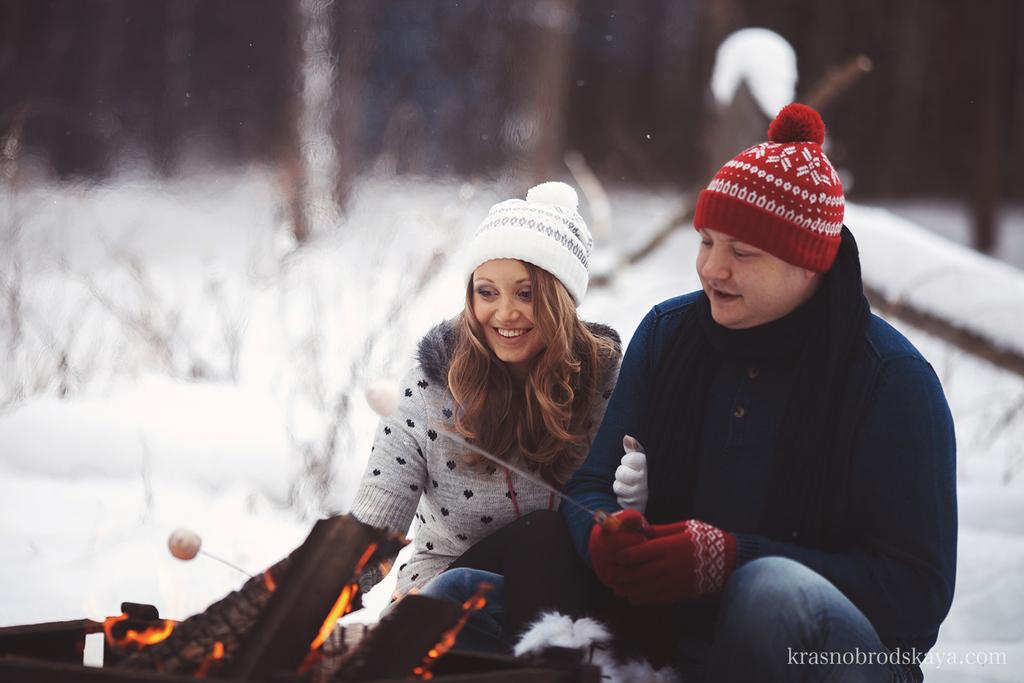 Love story - Happy New Year Love Story Olya & Anton - Фотосессия