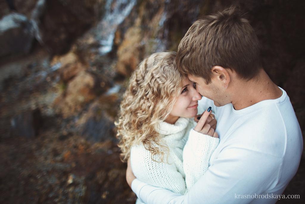 Love story - Love Story Svetlana & Aleksey - Фотосессия в стиле Love story Светы и Леши от фотографов Краснобродских