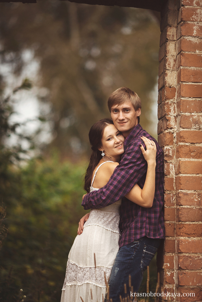 Love story - Love Story Ksenya & Igor - Фотосессия от Фотографов Краснобродских в стиле Love Story  влюбленной пары Ксюша и Игорь