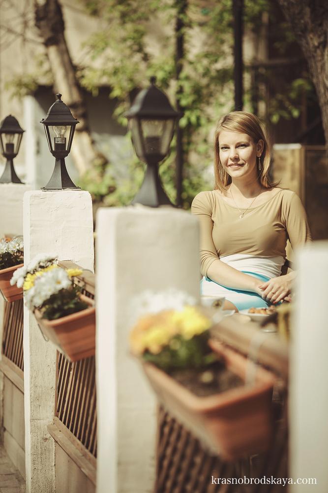 ПОРТРЕТЫ - Anna & Anna - Фотосессия Майской прогулки Ани и Ани от фотографов Краснобродских на природе