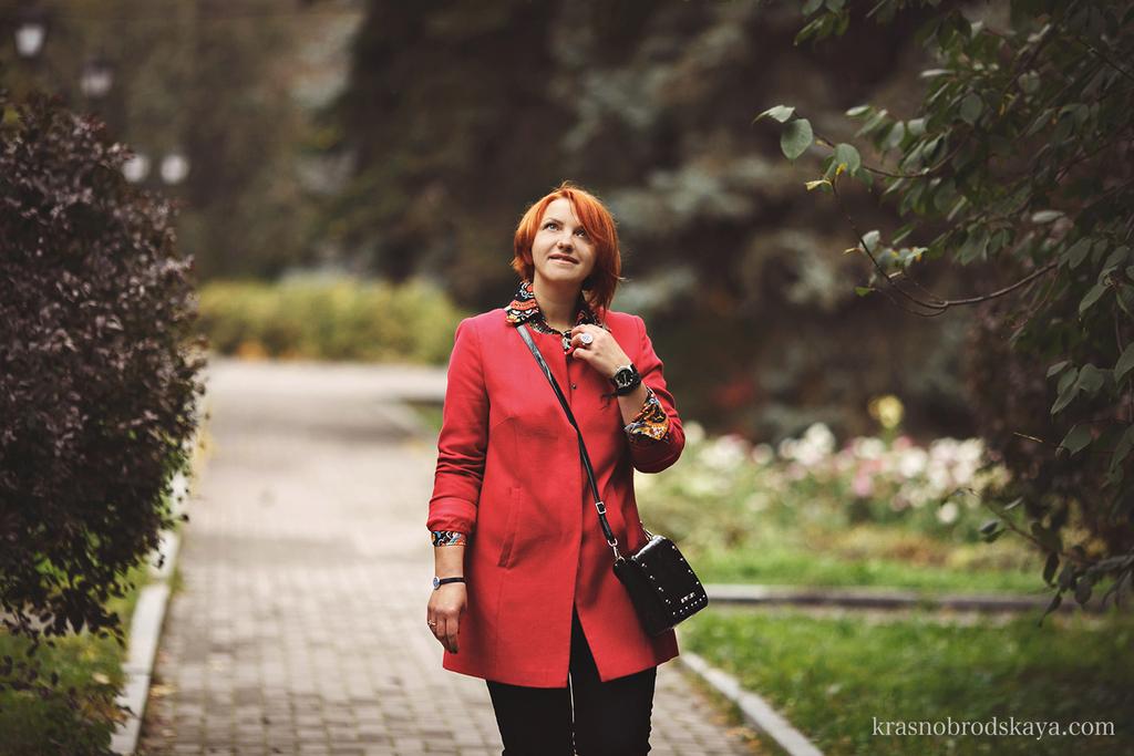 ПОРТРЕТЫ - Oksana - Индивидуальная фотосессия от фотографов Краснобродских