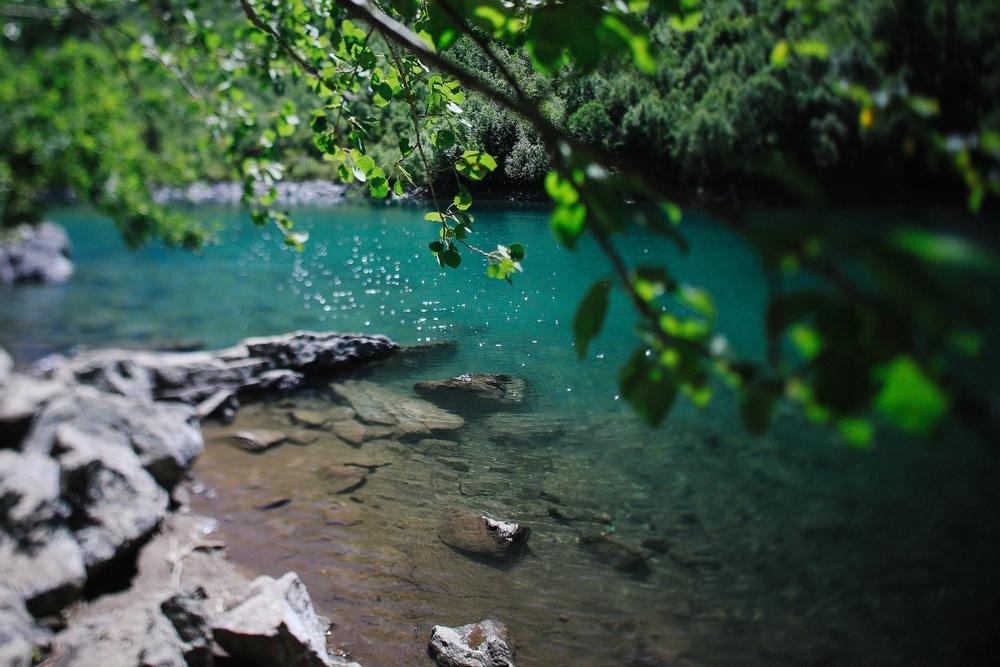 Баддукские озера, КЧР (август 2016)