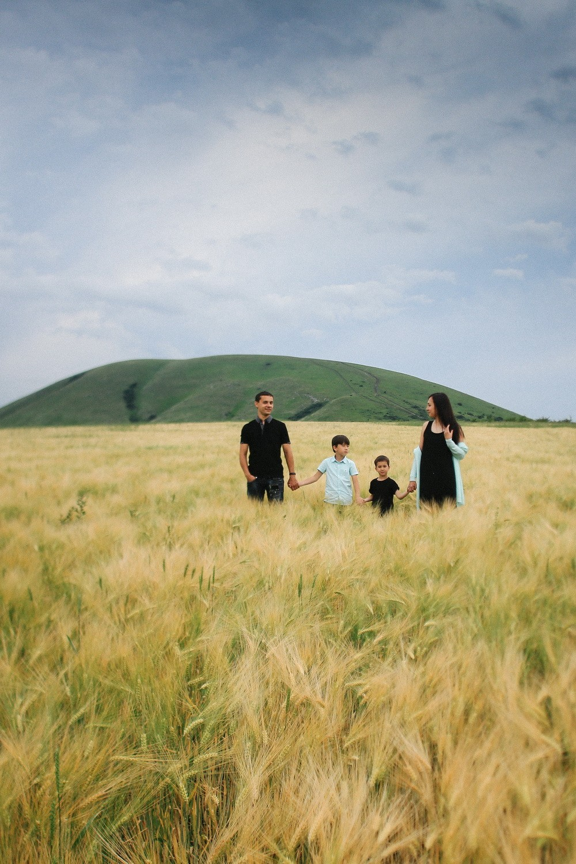 Июньское семейство, Пятигорск