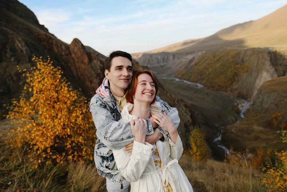 Юля и Вова, Джилы-Су