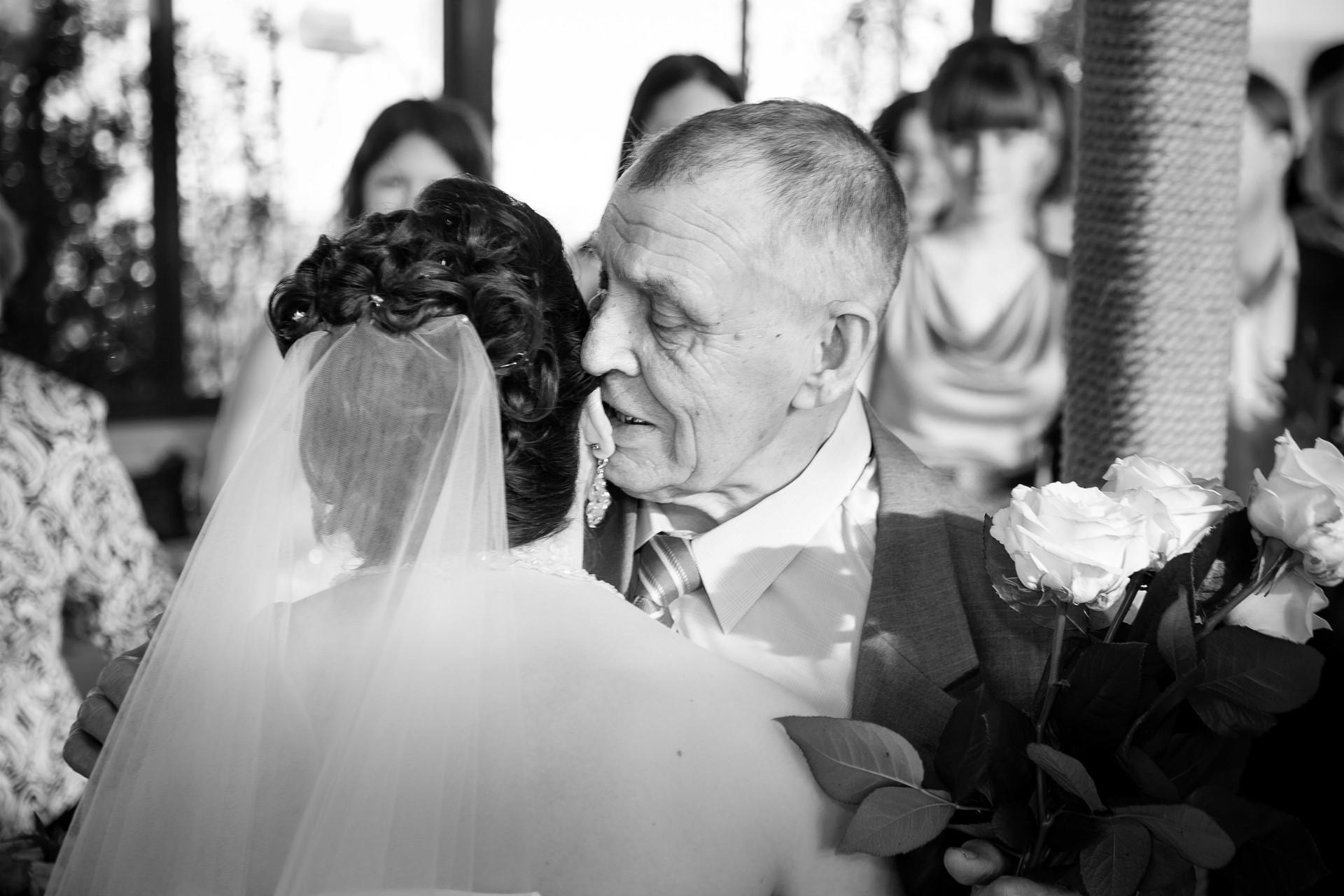 Свадебная фотосъемка в отеле Корстон, 2014 г.