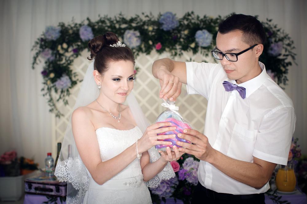 Свадьба в Коломенском, Москва, 2014 г.