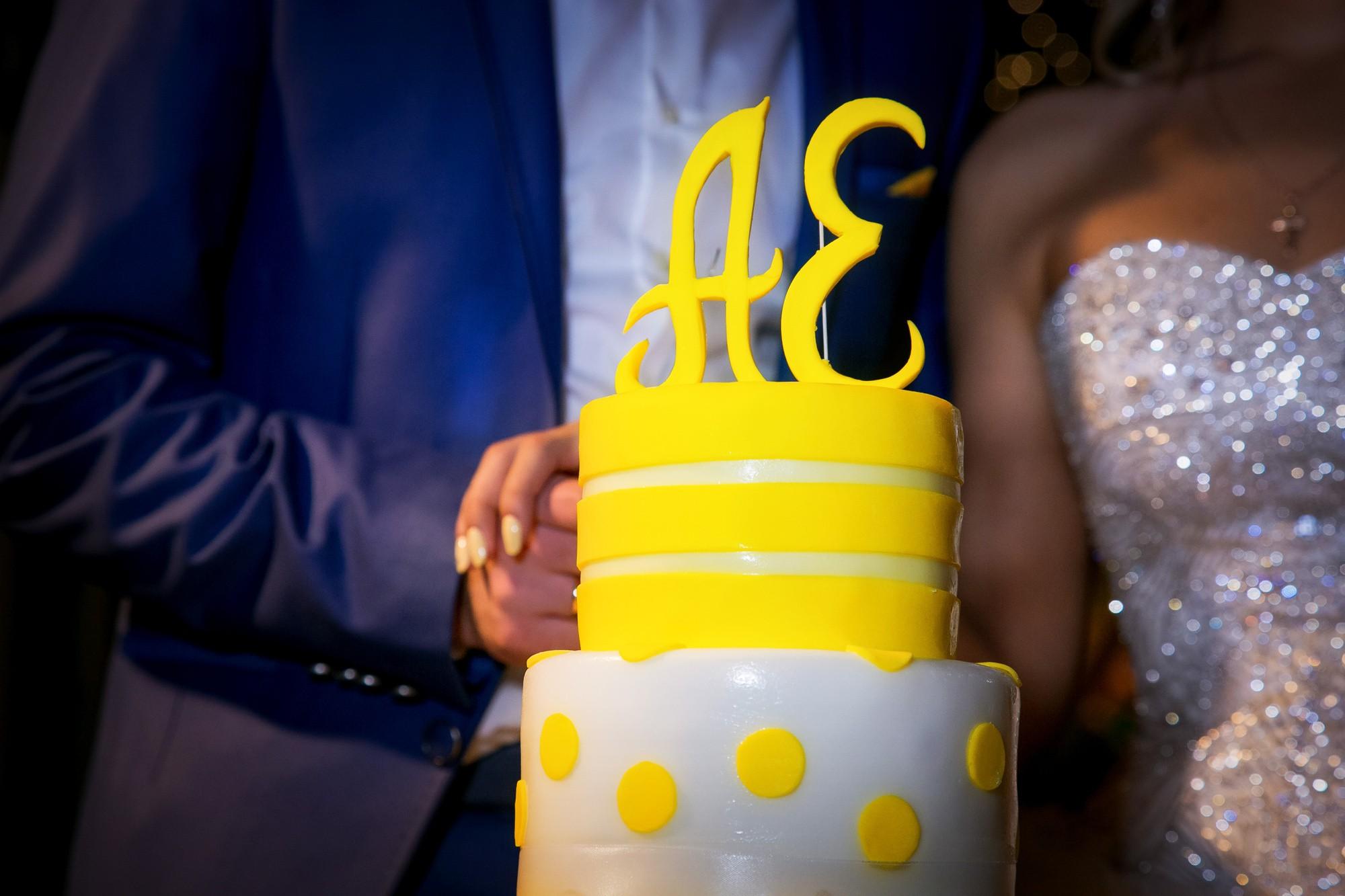 Свадьба в желтых тонах, Царицыно, Москва, 2014 г.