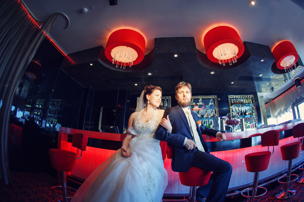 Wedding at the Korston Hotel, Moscow 2014