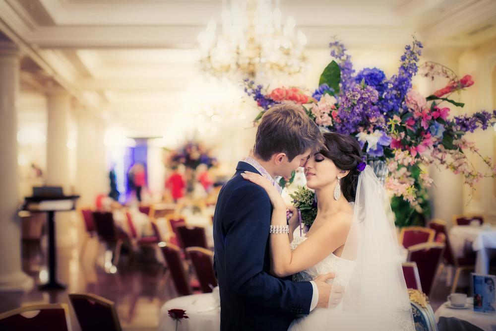 Oksana and Dmitry wedding, Moscow 2013