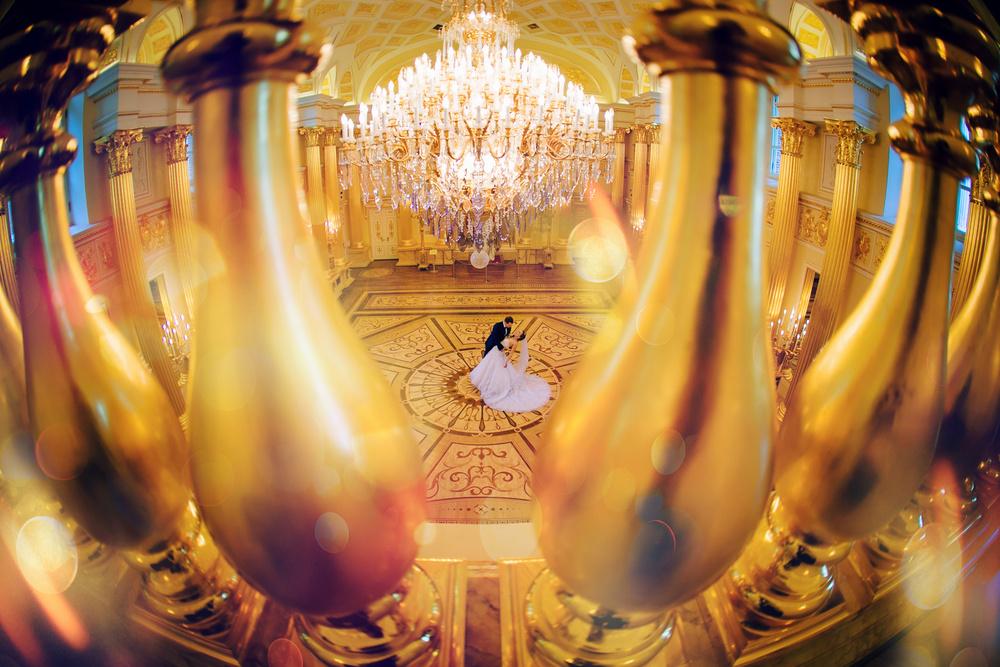 Vitaly and Irine wedding, Moscow 2013