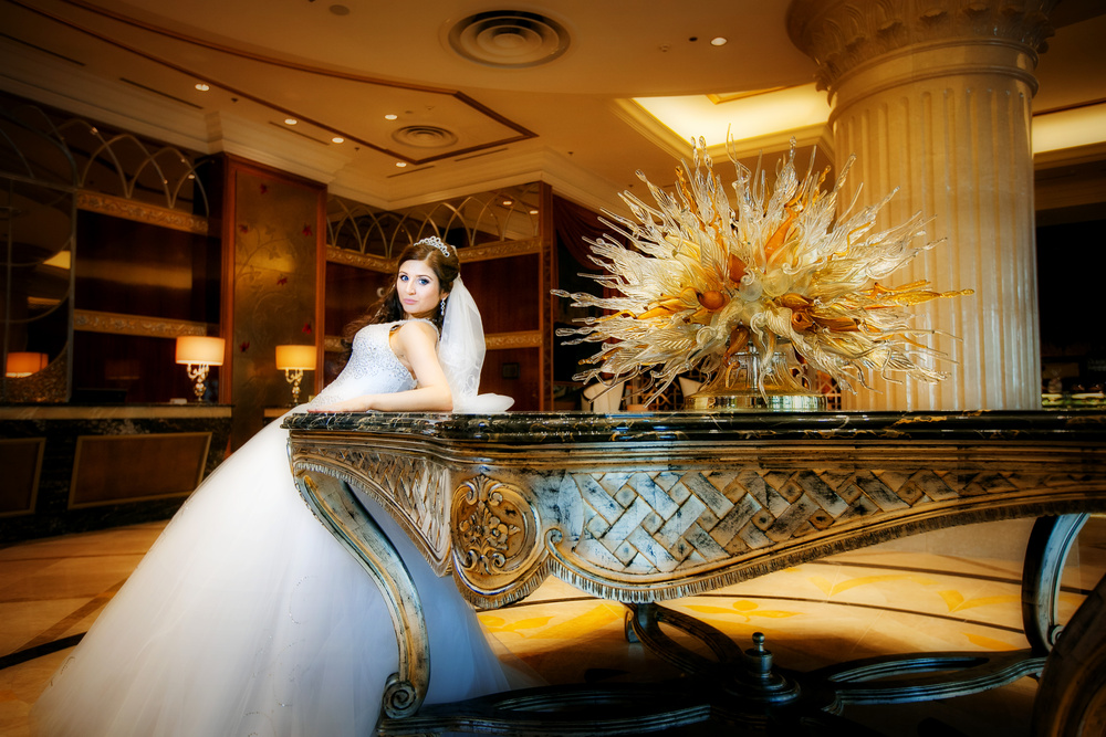 Wedding at Lotte Plaza Hotel, Moscow 2013