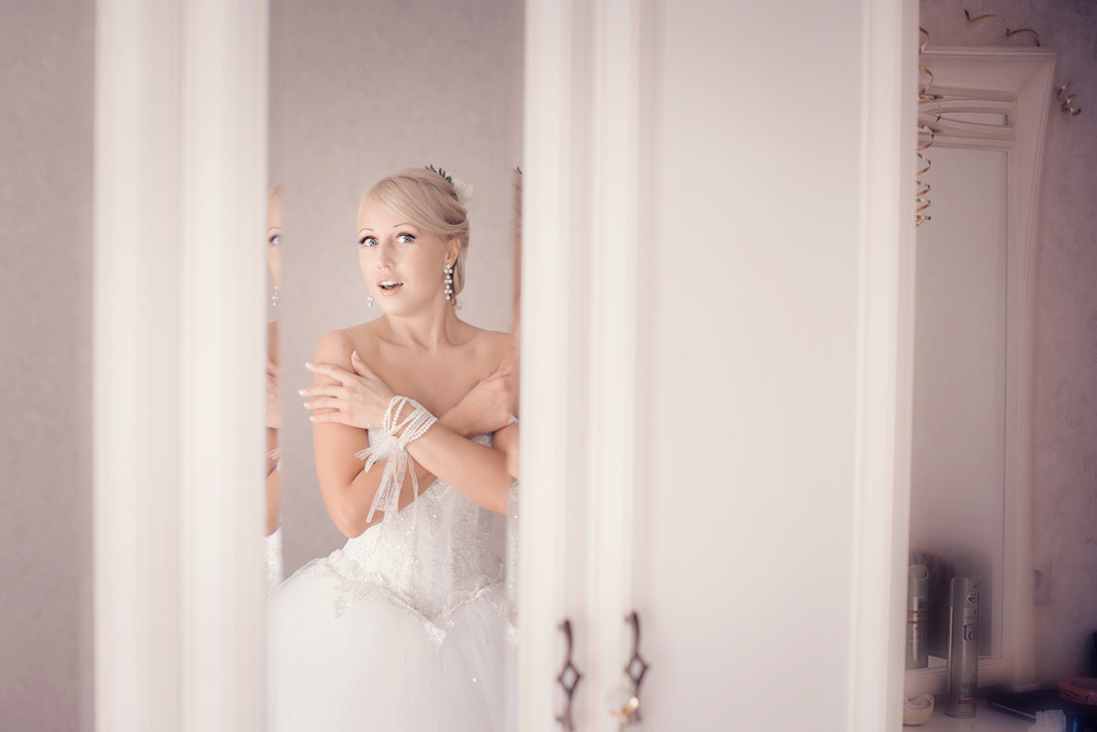 Wedding at Milan Hotel, Moscow 2013
