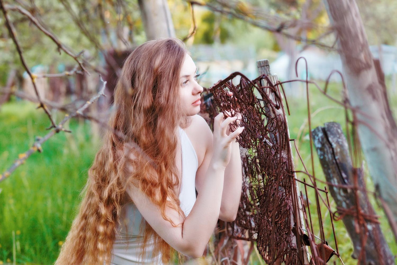 Аня и нецветущий сад
