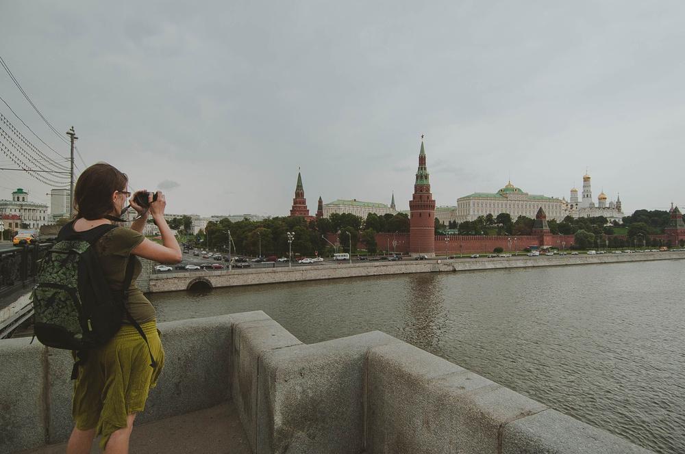 Москва