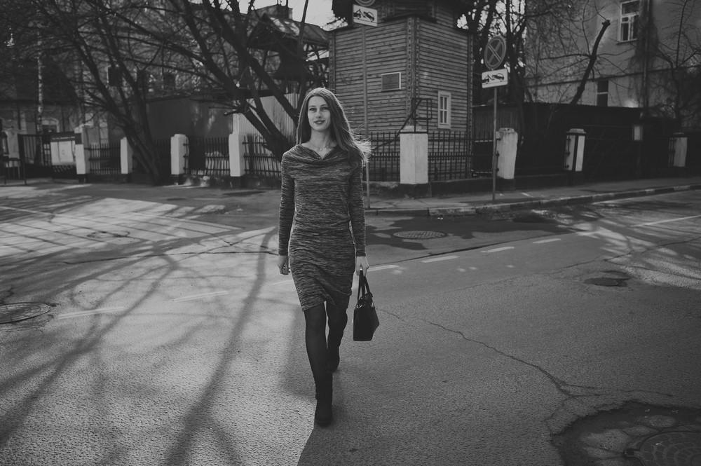 Наедине с городом | PORTRAITS