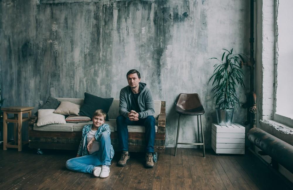 Юля, Кирилл и Ваня | FAMILY