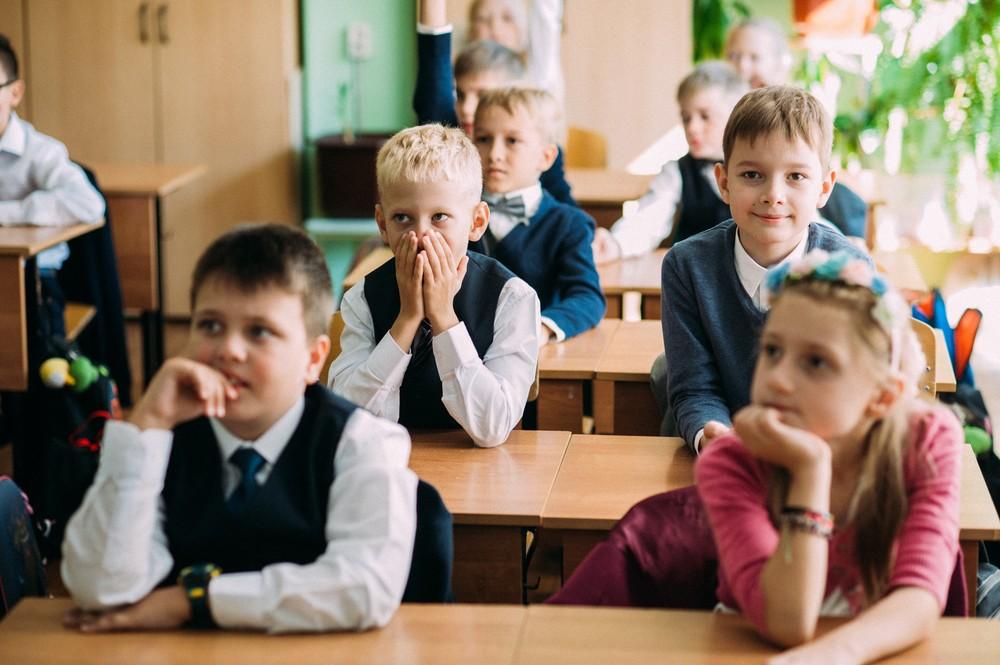 Снова в школу |    SCHOOL