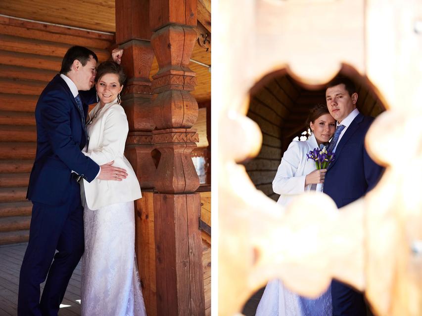 Свадьба. Лена и Сережа.