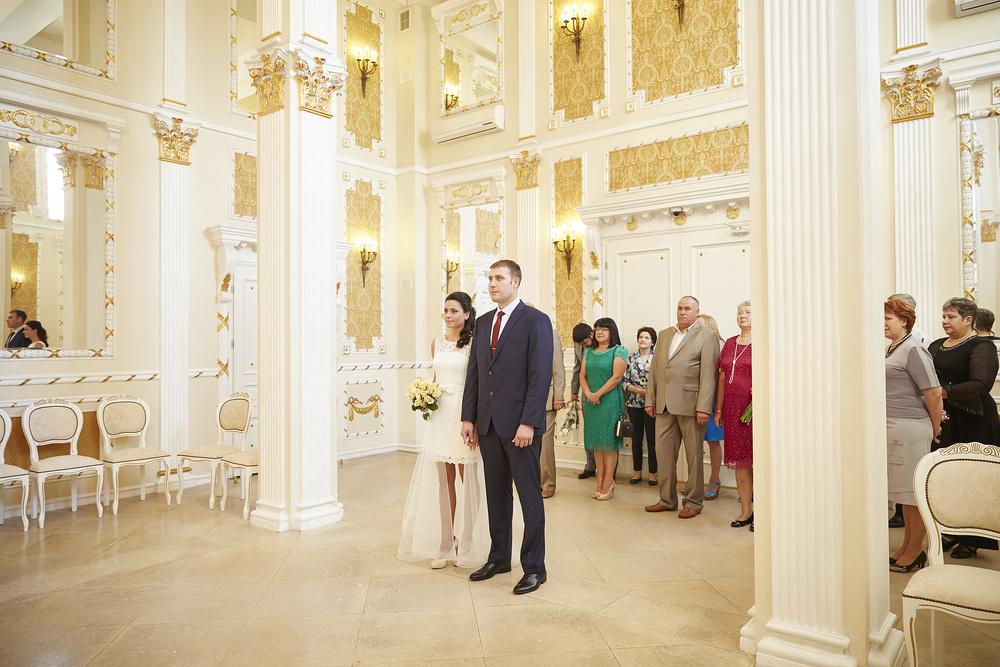 Свадьба в Раменском. Анна и Дмитрий.