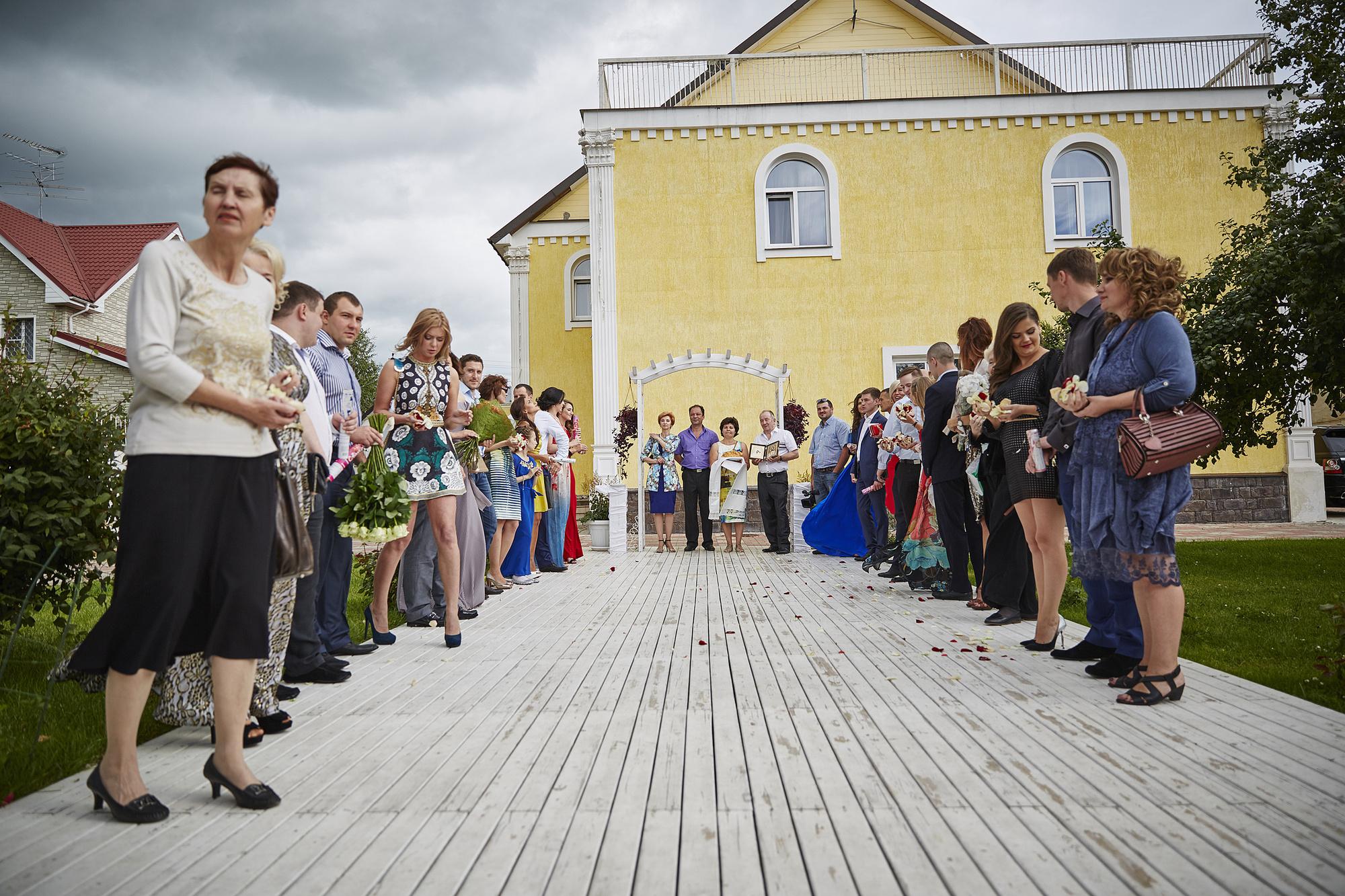 Свадьба. Мария и Олег