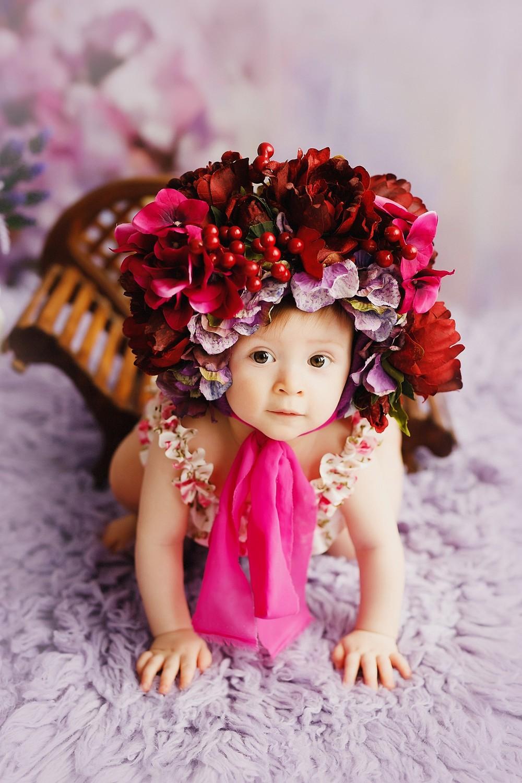 Дети от 4-х до 11 месяцев