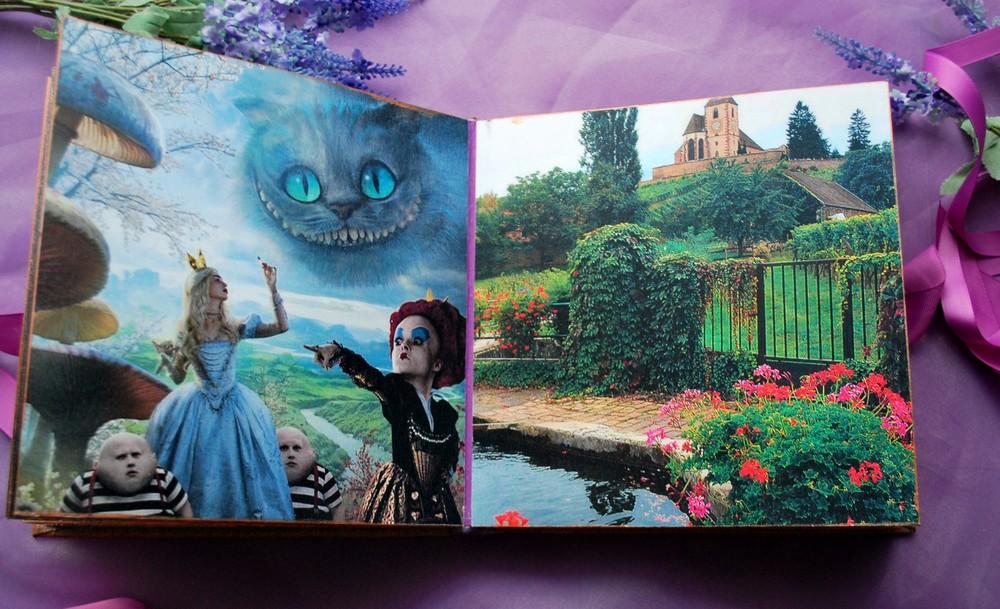 Алиса в стране чудес 2.