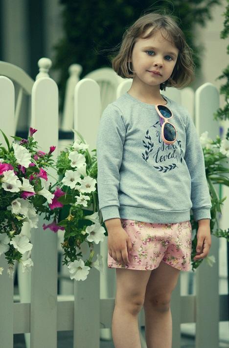 Толстовки и футболки от Petite Princesse
