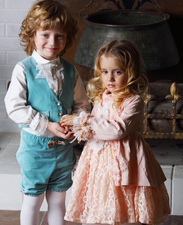 Наряды для Принцев от Petite Princesse
