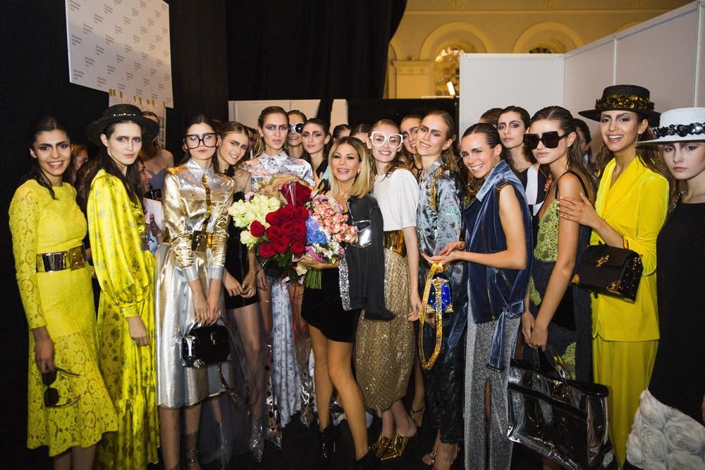 ПОКАЗ BELLA POTEMKINA SS 2017 В РАМКАХ MERСEDES-BENZ FASHION WEEK