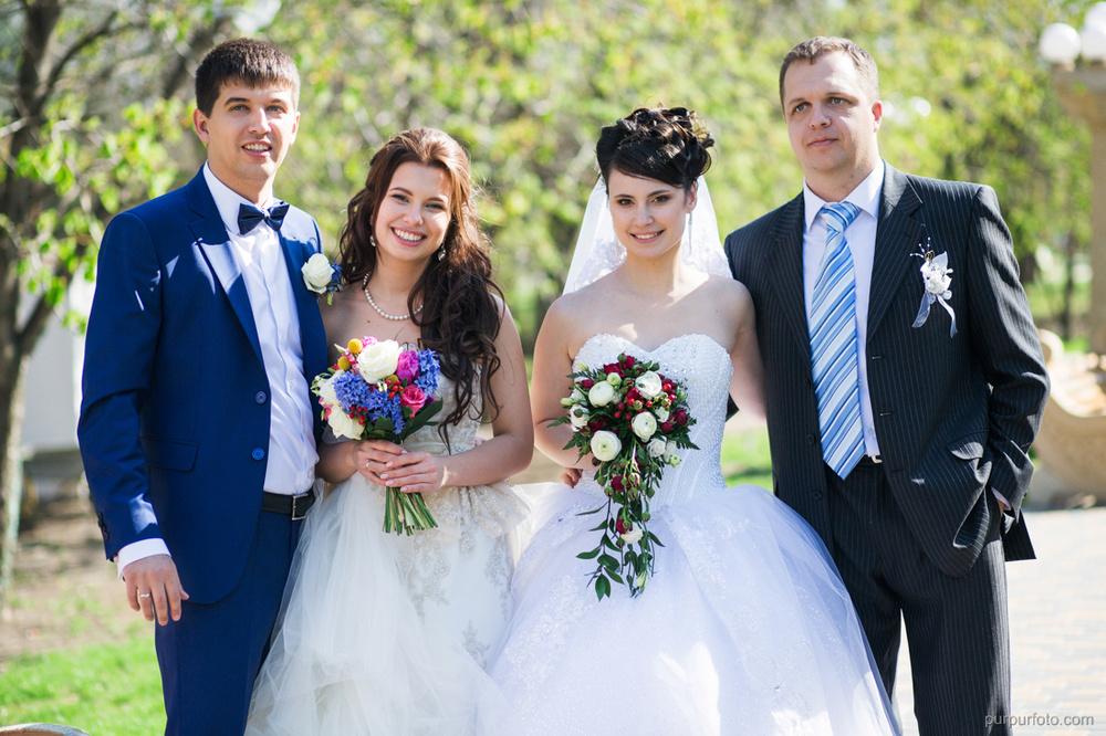 Свадьба Александра и Андрей