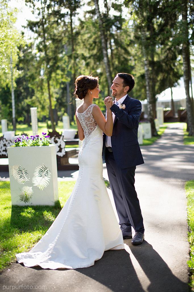 Свадьба Петр и Ангелина