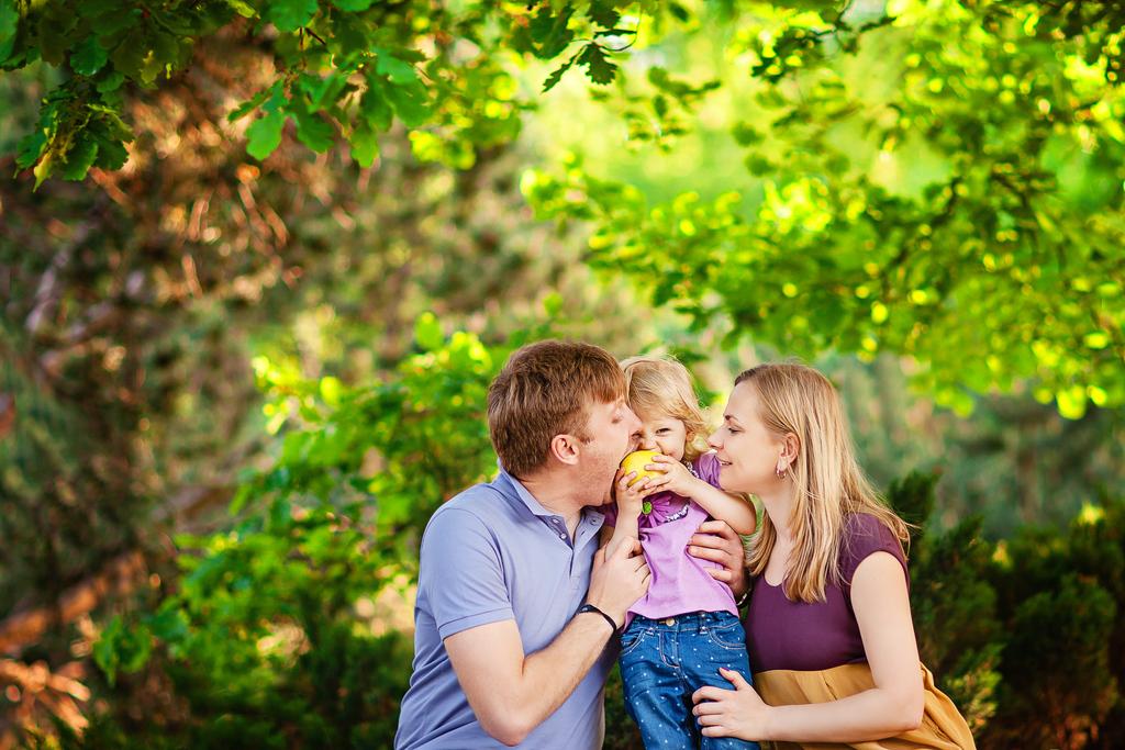 Крошка Ли и ее замечательная семья