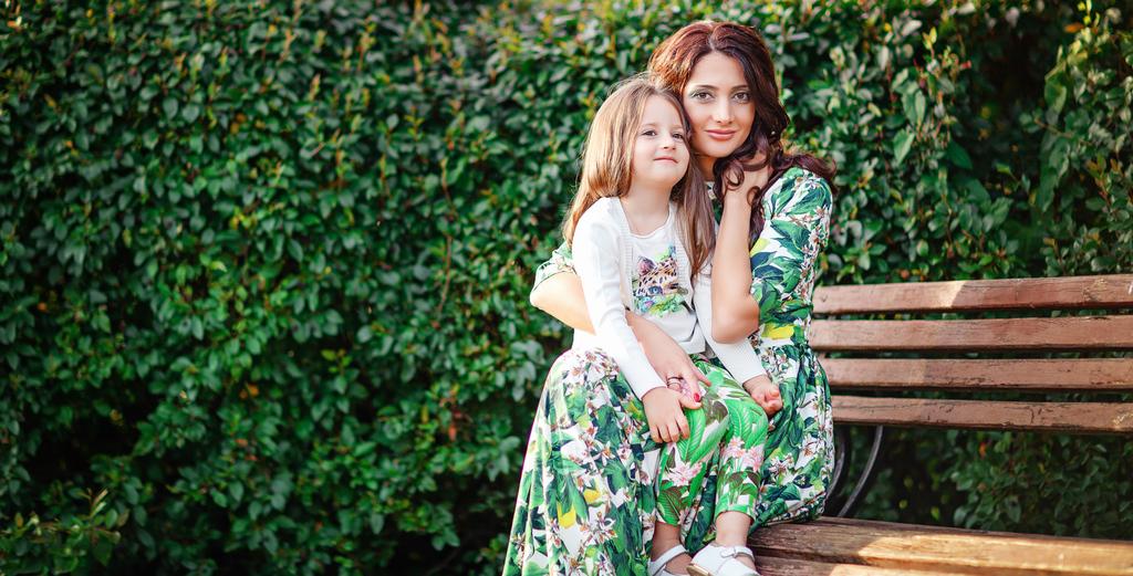 Фотопрогулка с Дианой и Софией