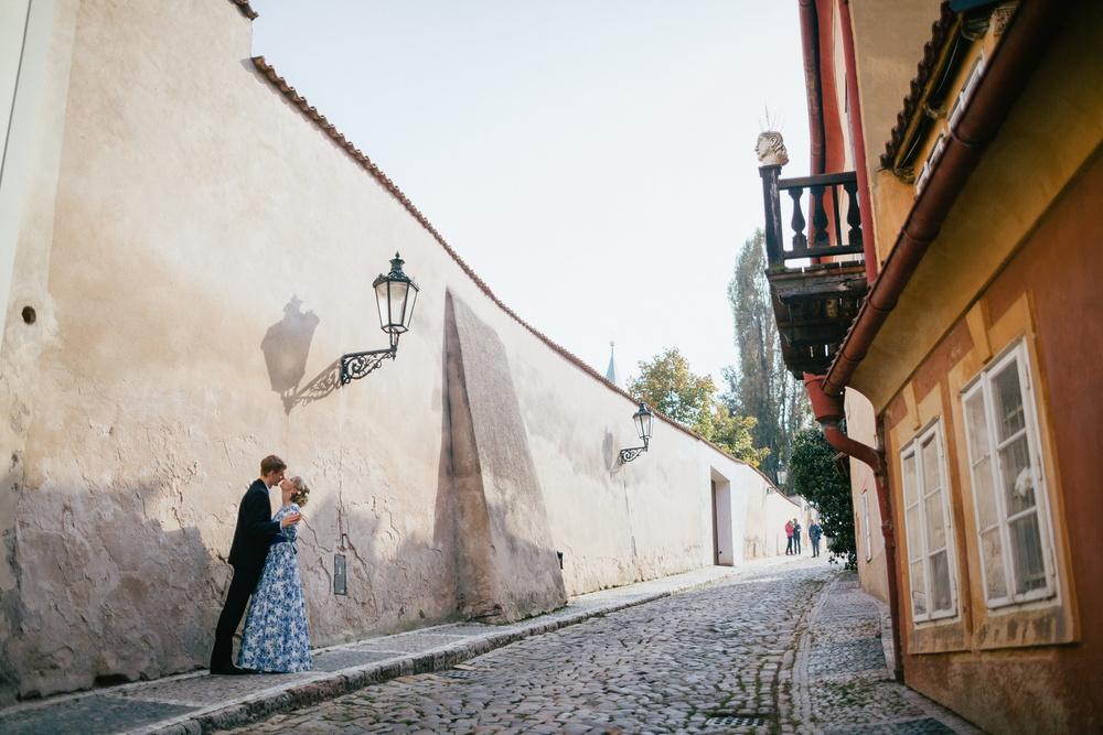 Love in Prague