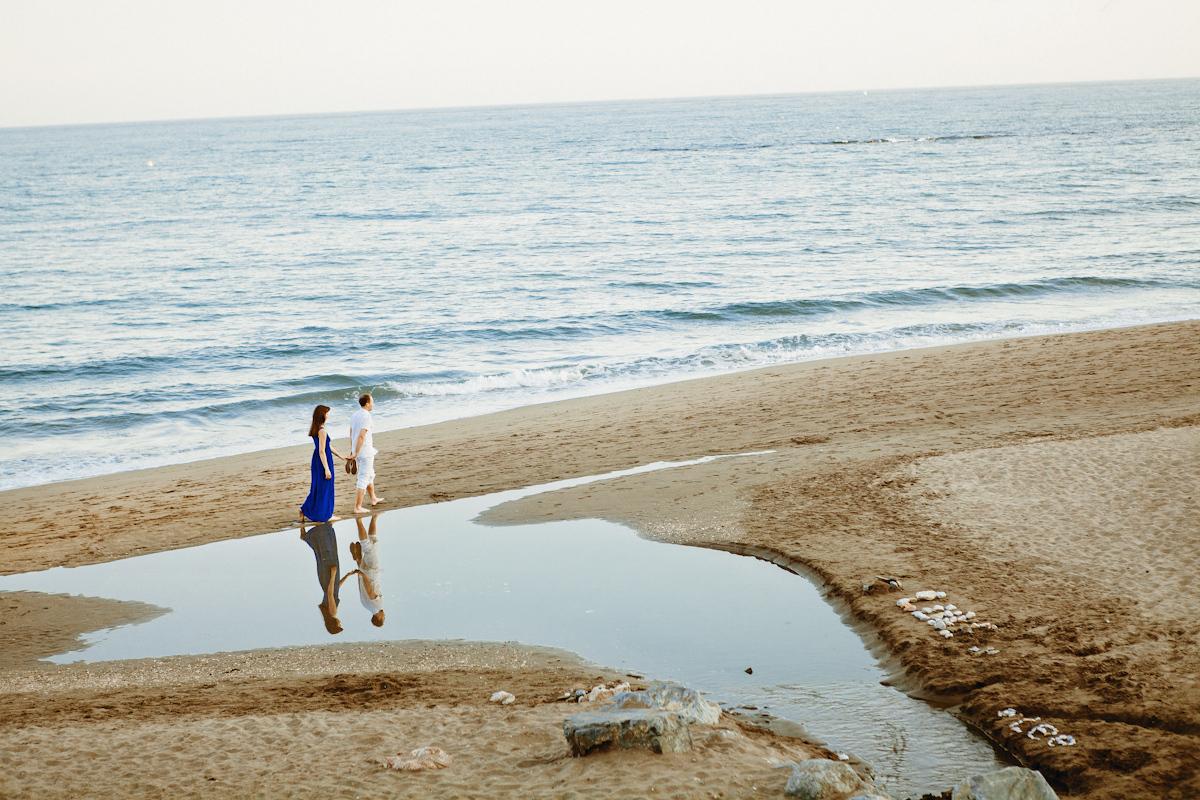 Spain Honeymoon