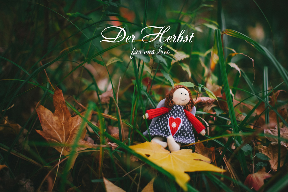 Der Herbst für uns