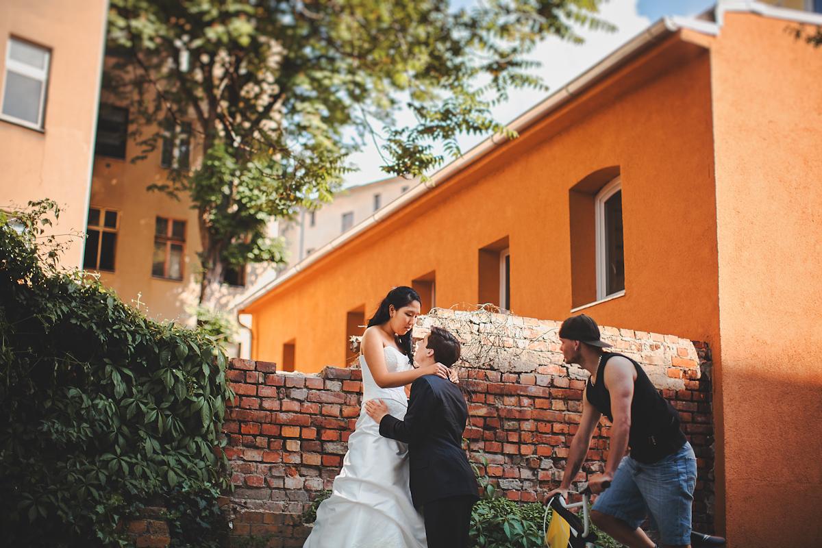 Marc & Sofia