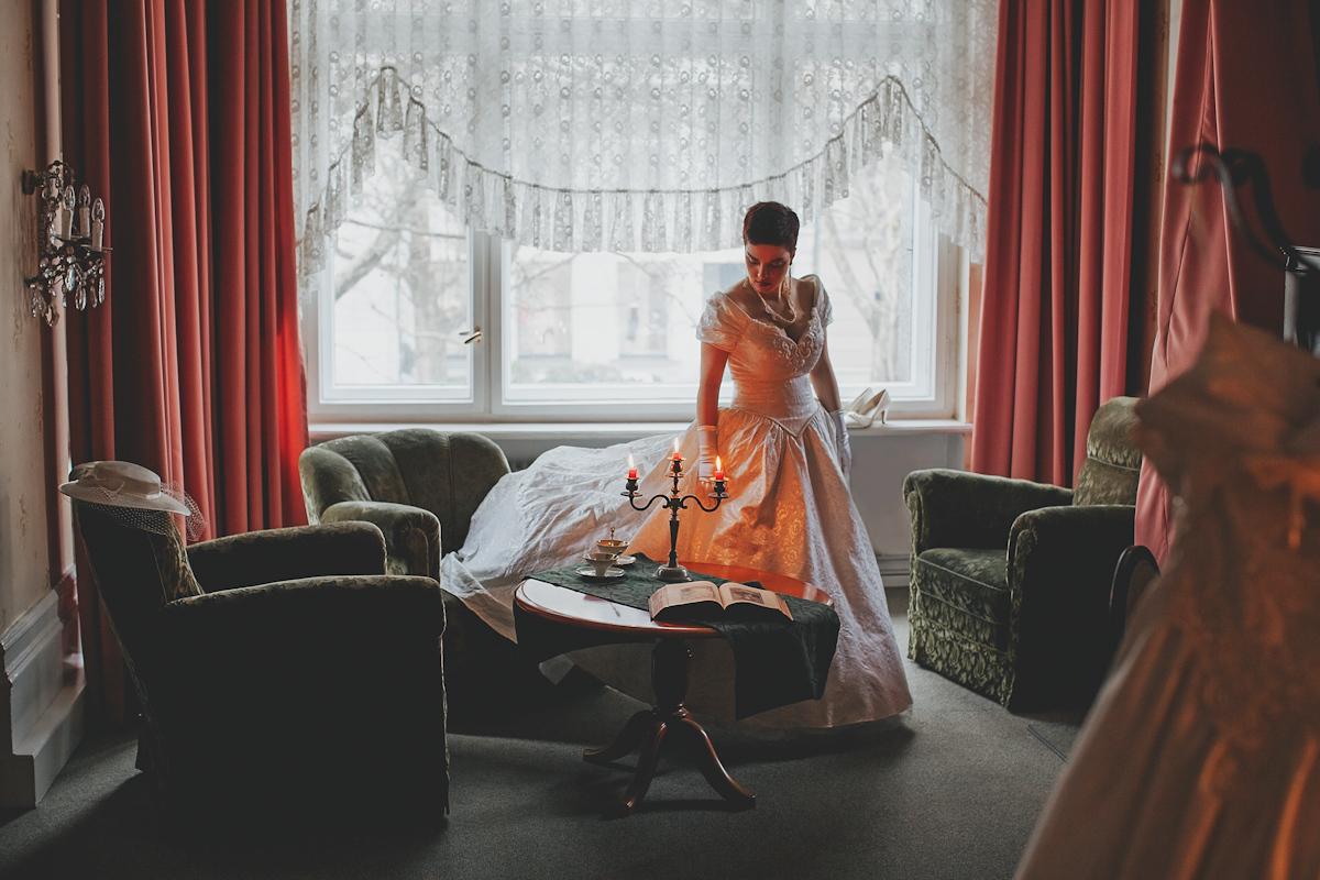 Morgen der Braut