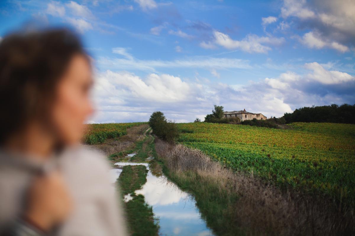 Ein Tag in der Toskana