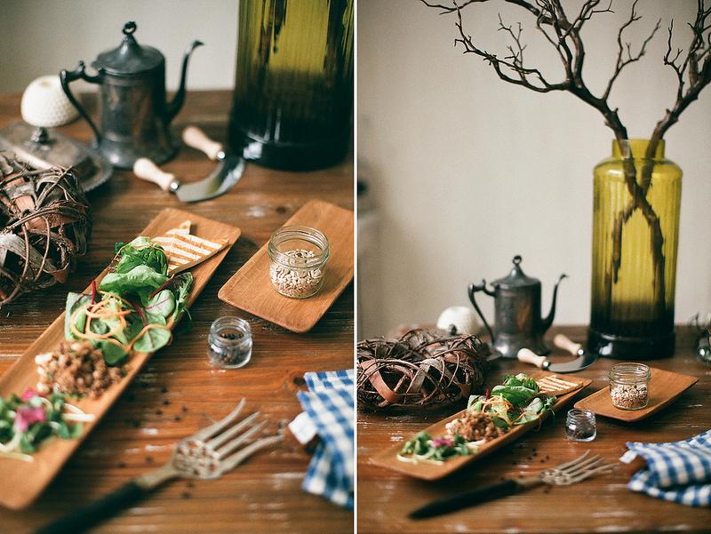 Veter Magazine School. Food Photography