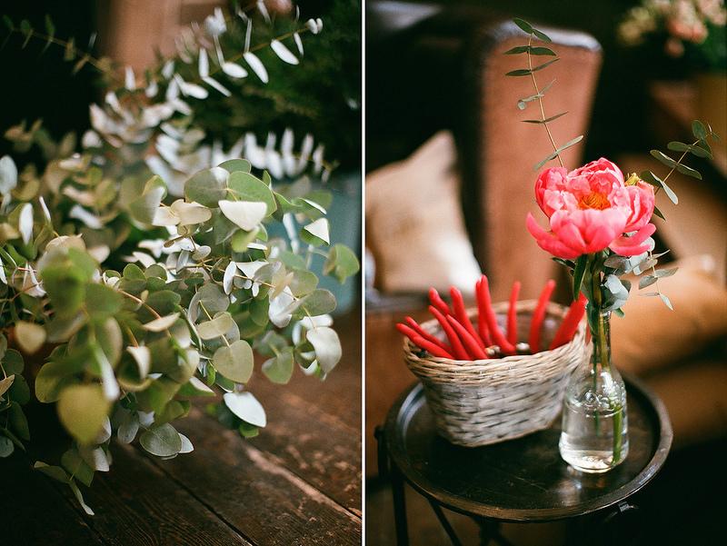 Veter Magazine School. Flowers Workshop