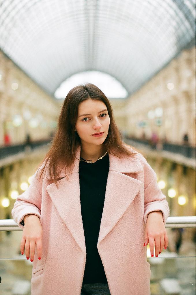 Kate. Portraits