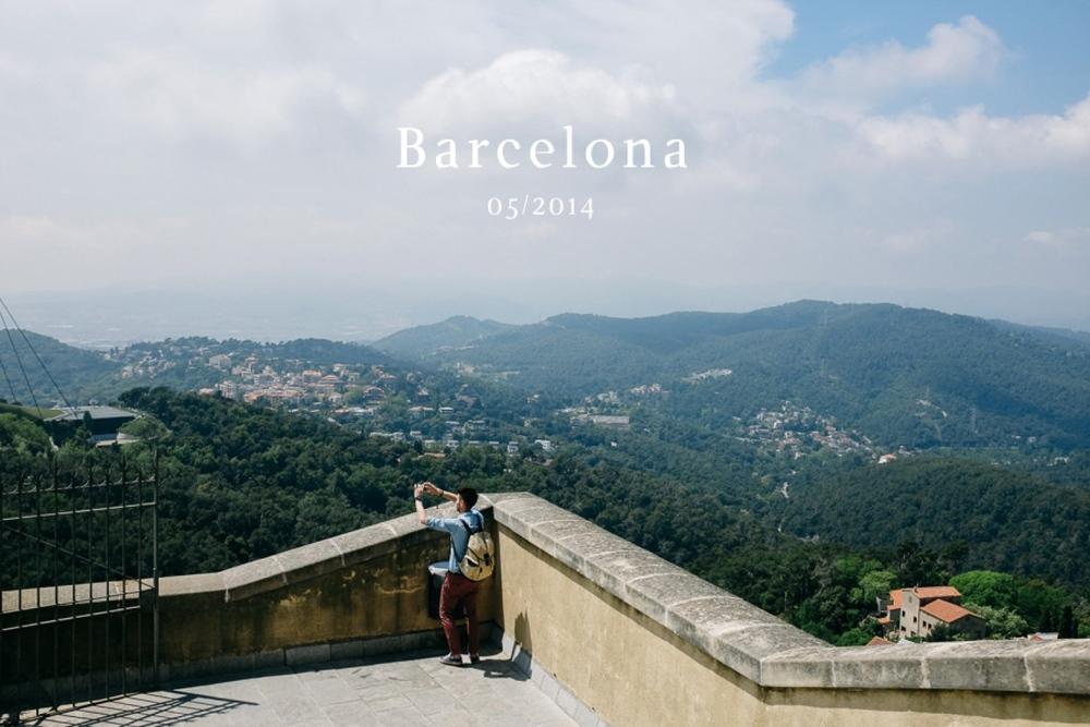 Барселона (Путешествия)